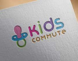 hightechvalley tarafından Kids Commute Logo için no 24