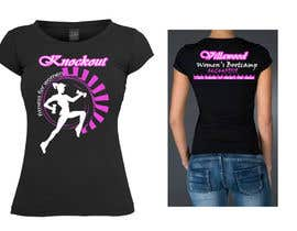 #42 para Fitness T-Shirt for Women por jojohf