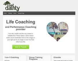 #8 untuk Create a Wordpress Template for Wellbeing Coaching Website oleh pcooley215