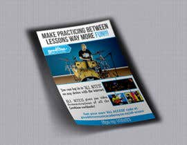 #3 for Basic A5 Flyer for a music school - EASY BRIEF! by prabhjotsajjan
