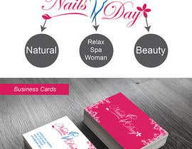 #8 para Develop & Design a Brand New Corporate Identity for Nail Salon por hanialhoussien