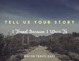 Nro 25 kilpailuun Travel Memes käyttäjältä MazenDesigns