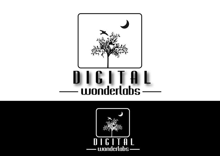 Kilpailutyö #202 kilpailussa Logo Design for Digital Wonderlabs