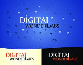 #12 para Logo Design for Digital Wonderlabs por maximus13