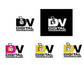 #34 para Logo Design for Digital Wonderlabs por weblogo