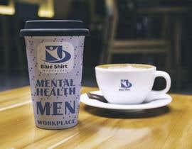 eybratka tarafından Design a label (print) for a disposable coffee cup için no 12
