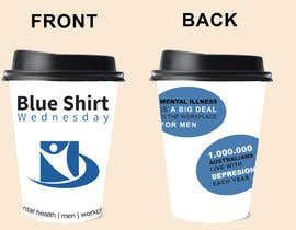 #1 for Design a label (print) for a disposable coffee cup by binnes123