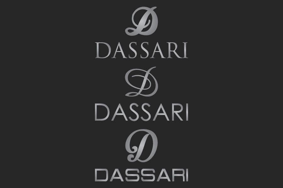 #402 for Design a Logo for Dassari Watch Straps by sagorak47