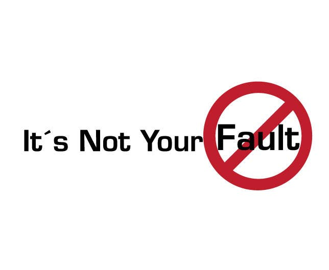 #7 for Develop a Corporate Identity for It´s Not Your Fault by Ismailjoni