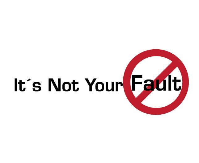 Penyertaan Peraduan #                                        7                                      untuk                                         Develop a Corporate Identity for It´s Not Your Fault