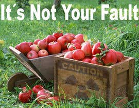 #10 para Develop a Corporate Identity for It´s Not Your Fault por zeravicasasa