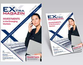 #45 for Cover Redesign for EXtra-Magazin by BrandCreative