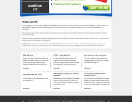 #11 cho Design a Website Mockup for energy performance bởi gravitygraphics7