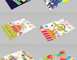 Nro 51 kilpailuun Illustrate/Design 4 Children's Gift-Tags käyttäjältä ElenaGold