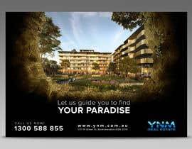 Nro 2 kilpailuun Design an Advertisement for YNM Real Estate käyttäjältä Iddisurz