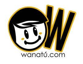 Nro 54 kilpailuun DESIGN A LOGO FOR WANATÚ käyttäjältä jcgraphicart