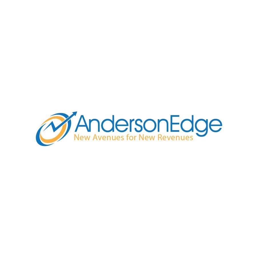 Kilpailutyö #52 kilpailussa Logo for The Anderson Edge