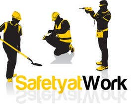 #30 cho Design a Logo for SafetyatWork bởi Rokayafet