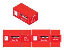 Nro 13 kilpailuun Create a box design for gas welding kit käyttäjältä mjosgo15