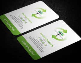 #34 for Design some Business Cards green routes by smartghart