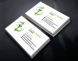 #10 for Design some Business Cards green routes by patitbiswas