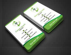 #47 for Design some Business Cards green routes by patitbiswas