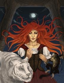 #18 para Illustrate for Pandora Chronicles  de desmmuncreations