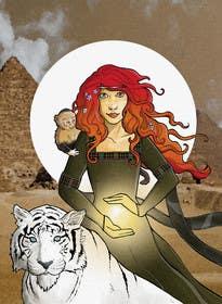 #38 para Illustrate for Pandora Chronicles  de lauragabriel