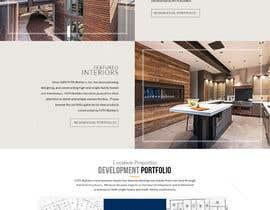 Nro 19 kilpailuun Mountain Design Build new website/update käyttäjältä happyweekend