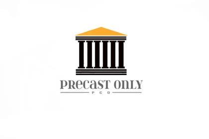 oMarkhaled2020 tarafından Create a logo for Precast company için no 23
