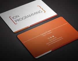 BikashBapon tarafından Design Business Cards for Ion Programming için no 62