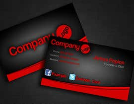 nº 1 pour Design Some Business Cards par NeotericDesigns