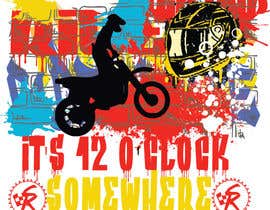 nobelahamed19 tarafından 12 O'Clock Somewhere Graffiti için no 24