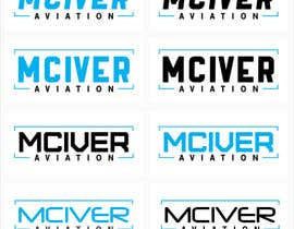 #113 untuk Design a Logo for McIver Aviation oleh erupt