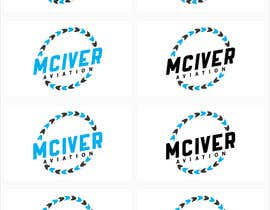 #116 untuk Design a Logo for McIver Aviation oleh erupt