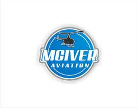 nº 13 pour Design a Logo for McIver Aviation par entben12