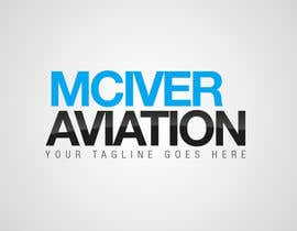 #108 untuk Design a Logo for McIver Aviation oleh CreativeGlance