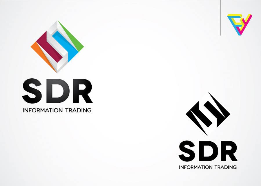 Contest Entry #31 for Logo Design for SDR Information Trading