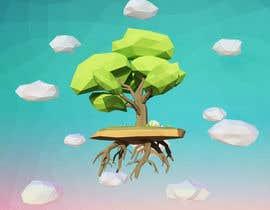 eldesoki tarafından 3D Low Poly Landscape with a nice Tree için no 16