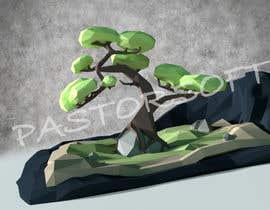 JosePastorsoft tarafından 3D Low Poly Landscape with a nice Tree için no 4