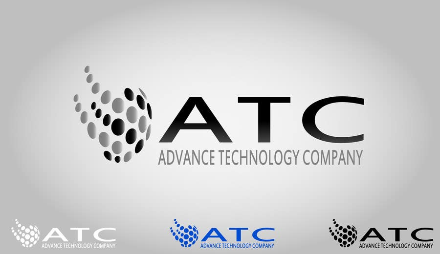 #44 for Design a Logo for Advance Technology Company. by guillex22