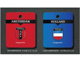 biplob36 tarafından Design for souvenirs pin needed için no 28