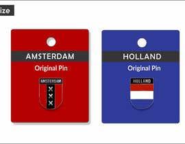 capteinn tarafından Design for souvenirs pin needed için no 30