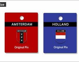 capteinn tarafından Design for souvenirs pin needed için no 34