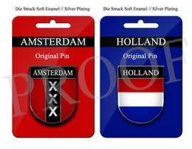 juicygraphix tarafından Design for souvenirs pin needed için no 6