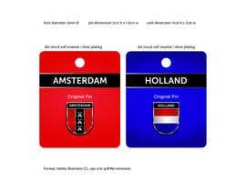alberhoh tarafından Design for souvenirs pin needed için no 40