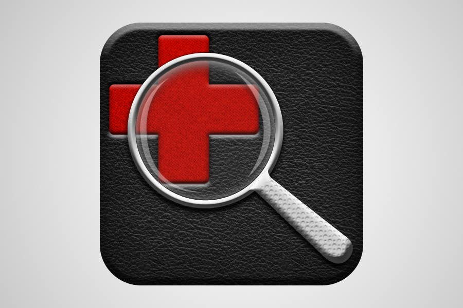 Contest Entry #                                        178                                      for                                         Add detail to existing icon for iOS app: MBS Search