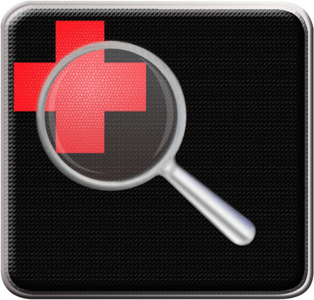 Contest Entry #                                        179                                      for                                         Add detail to existing icon for iOS app: MBS Search