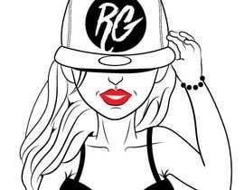 Nro 39 kilpailuun Create Illustration Outline of Girl in Bikini käyttäjältä Bateriacrist