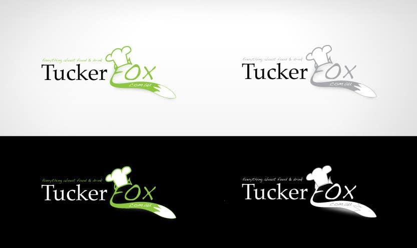 Konkurrenceindlæg #                                        212                                      for                                         Logo Design for tuckerfox.com.au